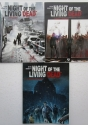 Night of the living dead 1 t/m 3 - 12 euro