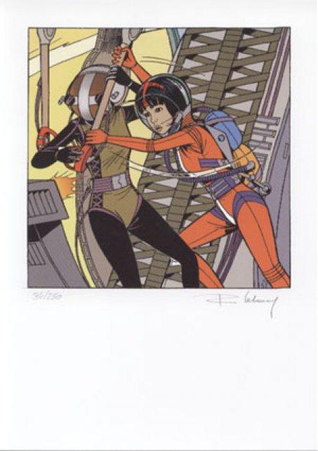 Adhemar - Yoko Tsuno - Yoko Tsuno